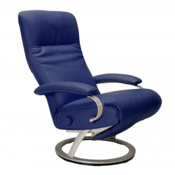 Kiri Reclining Chair from Lafer - Leather Recliner