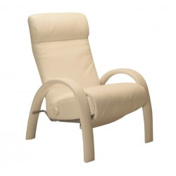 Bjork Reclining Chair from Lafer - Leather Recliner