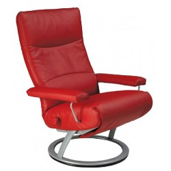 New Jessye Reclining Chair from Lafer - Leather Recliner