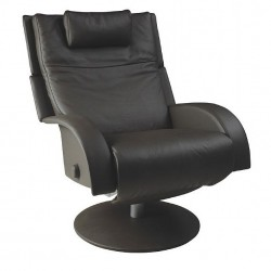 Nicole Reclining Chair from Lafer - Leather Recliner