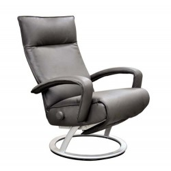 Gaga Reclining Chair from Lafer - Leather Recliner