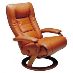 Ella Reclining Chair from Lafer - Leather Recliner