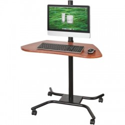 Wow Flexi-Desk - Mobile Computer/Laptop Workstation