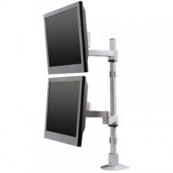 Innovative 9112-D Articulating Dual LCD Monitor Arm