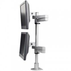 Innovative 9130-D Long Reach Dual LCD Monitor Mount