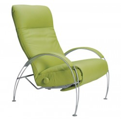 Billie Reclining Chair from Lafer - Leather Recliner