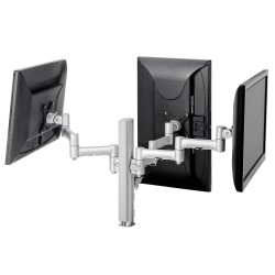 System Triple Star Multiple Monitor Mount