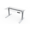 Pneumatic Sit Stand Adjustable Height Electric Desk Base