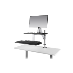 Climb Sit to Stand Workstation
