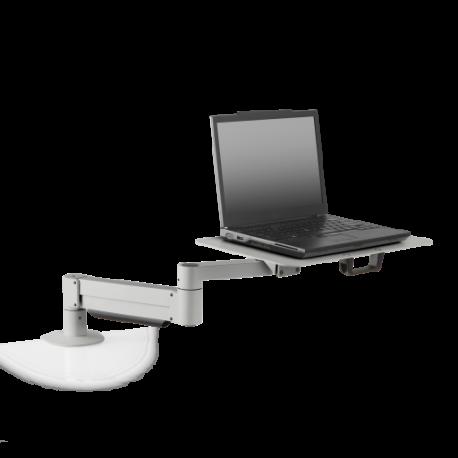 Innovative 7011-8252 Laptop and Desk Mount - Silver