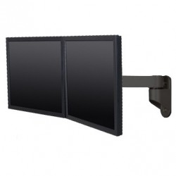 Innovative 9110 Dual LCD Monitor Wall Mount