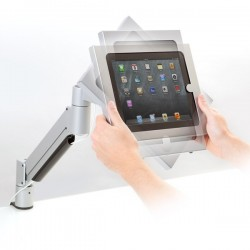 Innovative 7000 Arm and iPad Holder - no home button access