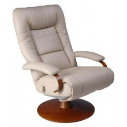 Thor Reclining Chair from Lafer - Leather Recliner