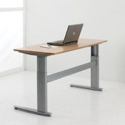 ConSet 501-32 Sit Stand Adjustable Height Electric Desk