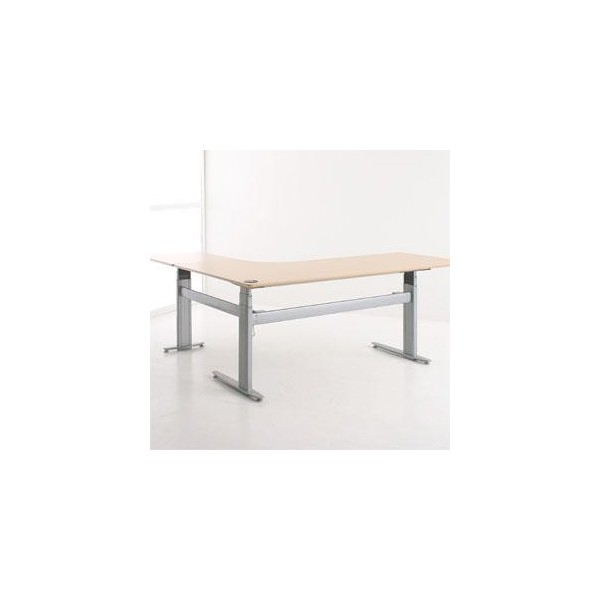Swell Conset 501 29 3 Adjustable Height Sit To Stand Electric Lift Desk Download Free Architecture Designs Licukmadebymaigaardcom