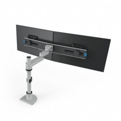 Innovative Dual LCD Monitor Mount with 14 Pole and FlexMount Kit