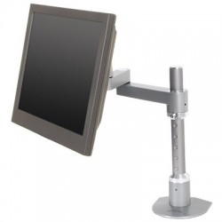 Euro Series - Articulating LCD Monitor Arm with 14 Pole