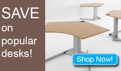Sit Stand Desk Sale